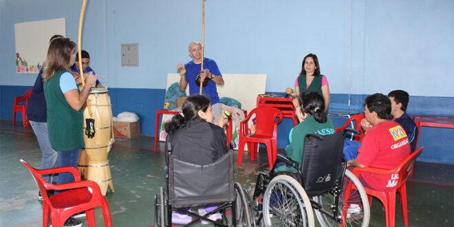 Apae Campos Novos comemora boa fase, mas acredita que ainda falta mais acessibilidade no município - Jornal O Celeiro