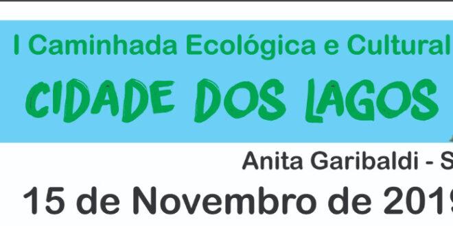 Anita Garibaldi terá caminhada Ecológica nesta sexta (15) - Jornal O Celeiro